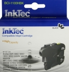 Картридж InkTec для Brother BCI-1100HBK Black