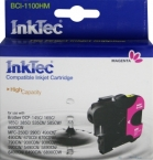 Картридж InkTec для Brother BCI-1100HM Magenta