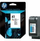 Картридж HP DJ 850C Color (51641A) №41