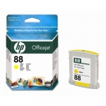 Картридж HP Officejet Pro K550 (C9388AE) №88 Yellow, 9 ml