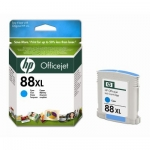 Картридж HP Officejet Pro K550 (C9391AE) №88 Cyan, 17.1 ml