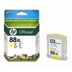 Картридж HP Officejet Pro K550 (C9393AE) №88 Yellow, 17.1 ml