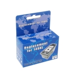 Картридж HP CB336HE (№140XL) Black Inkjet Print Cartridge (MicroJet)
