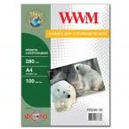 Купить фотобумагу WWM: матовая фотобумага, глянцевая фотобумага