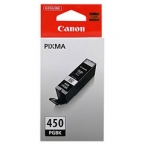 Картридж Canon для Pixma MG5440/MG6340/iP7240 PGI-450Bk Black (6499B001)
